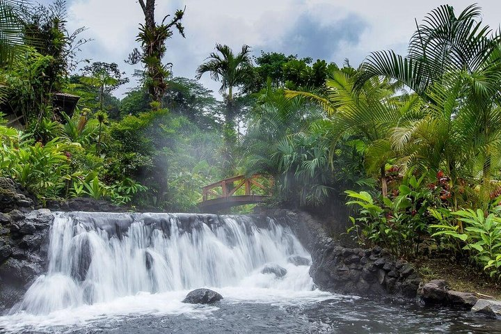 Arenal Volcano Area And Tabacon Hot Springs, San Jose, COSTA RICA
