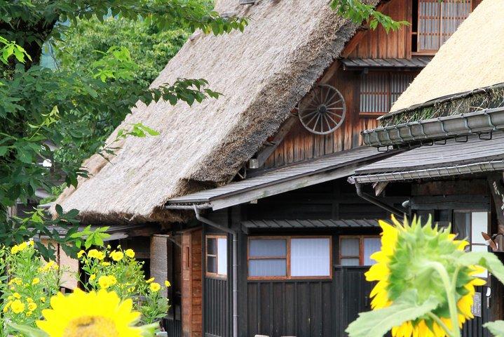 Private Tour of Shirakawago from Kanazawa (Half Day), Kanazawa, JAPON