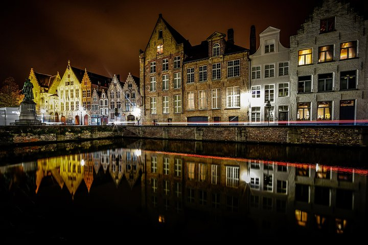 Private Airport Transfer: from Bruges to Brussels Airport (BRU), Brujas, BELGICA