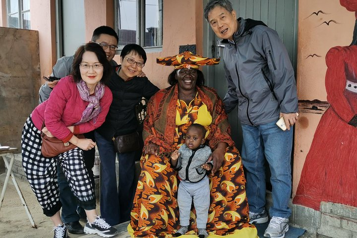 Swakopmund Historical Local Cultural Experience Day Tour for Cruise Ships, Swakopmund, NAMIBIA
