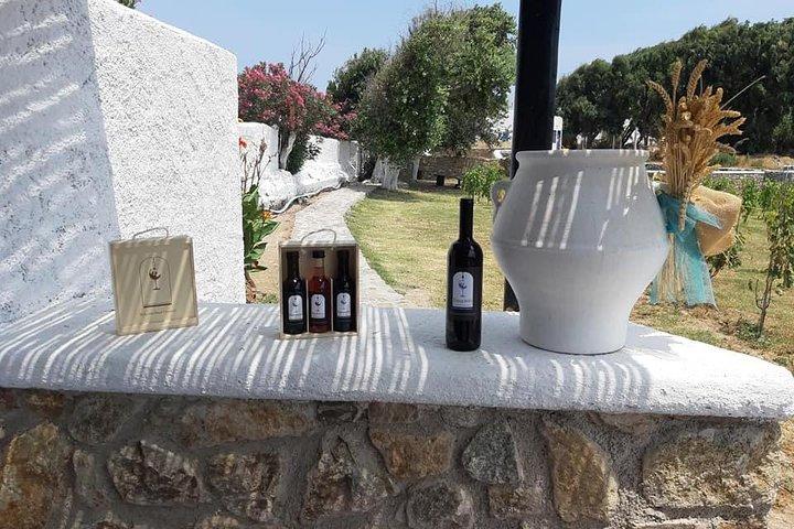 Wine Tasting Tour at a traditional farm in Mykonos, Miconos, GRECIA
