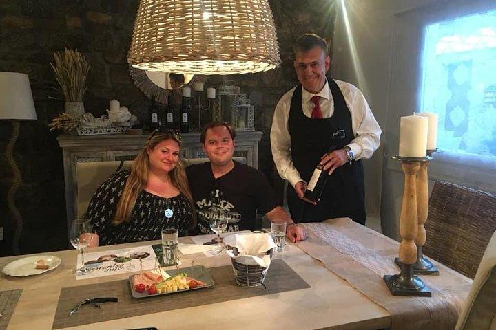 Half-Day Wine Tasting Tour in Mykonos, Miconos, GRECIA