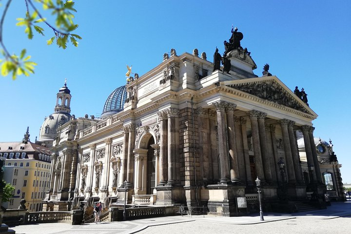 Private walking tour through historic Dresden, Dresden, Alemanha