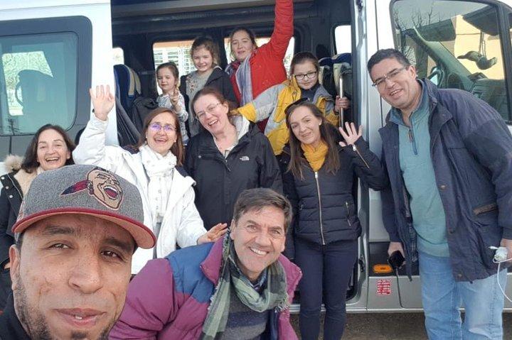 One-Way shared Transfer from Fez Chefchaouen, Fez, MARRUECOS
