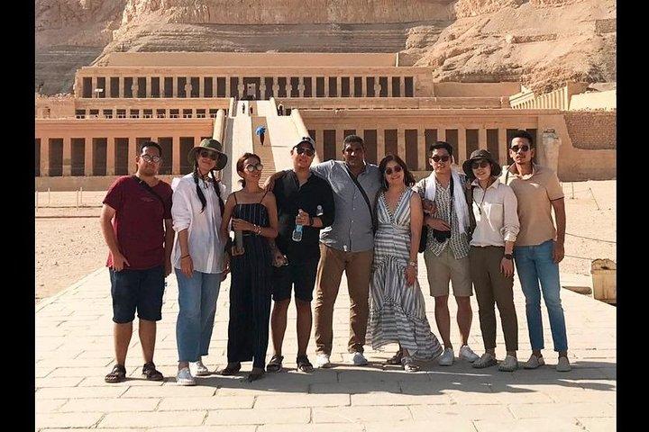 Luxor's East & West Bank Highlights Tour, Luxor, EGIPTO