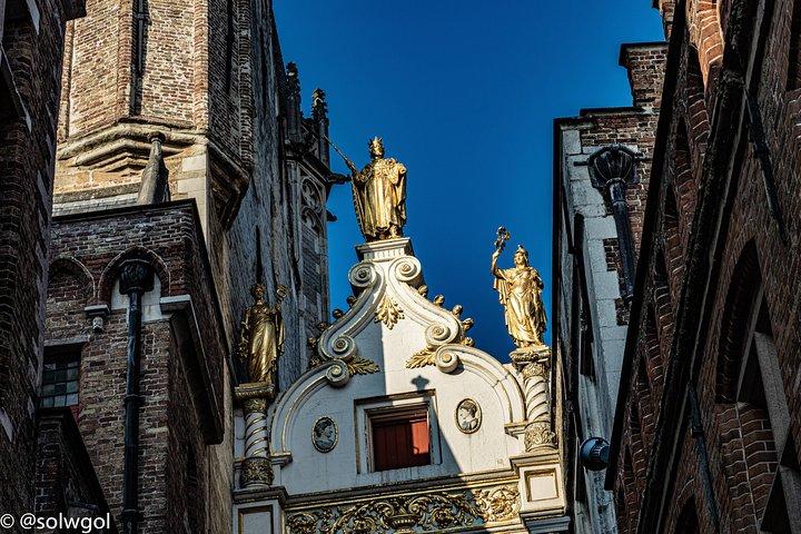 Architectural Tour of Bruges, Brujas, BELGICA