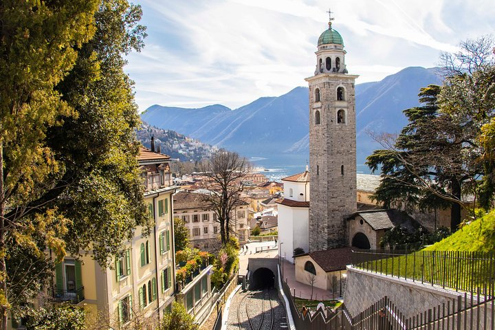 Art and Culture in Lugano with a Local, Lugano, SUIZA