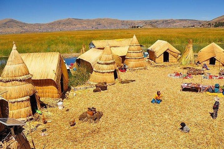 Overnight Luquina Island Homestay Experience from Puno, Puno, PERU