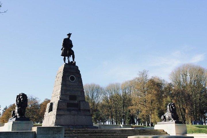 Newfoundland Memorial-Round Trip Transfer from Arras to Beaumont-Hamel, Arras , França