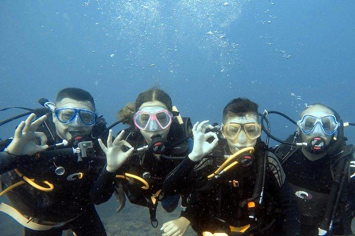 Scuba Diving from Fethiye, Fethiye, TURQUIA