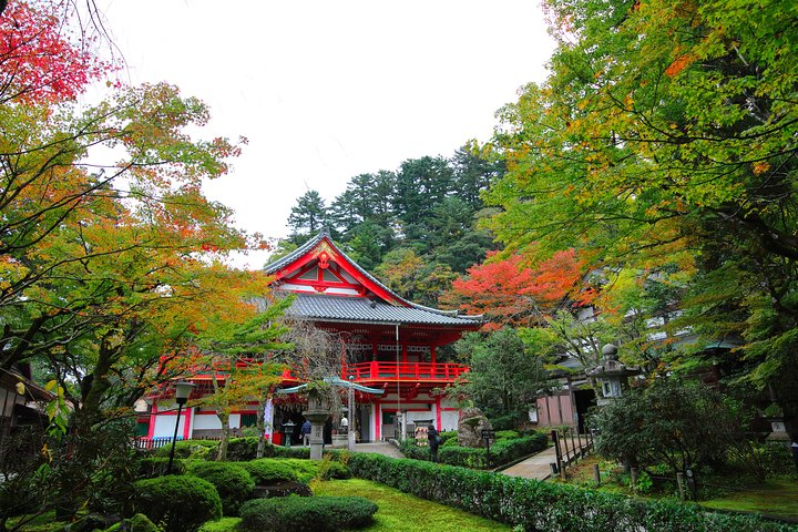 Fukui private full day with professional photographer - Nature and History, Kanazawa, JAPON