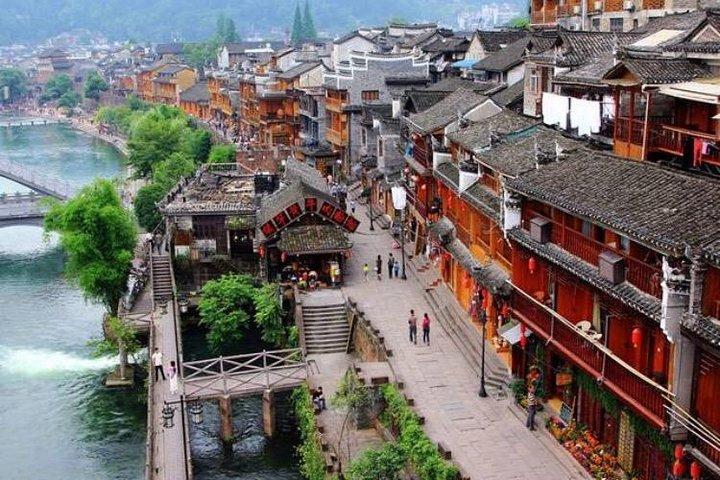 8 Days Zhangjiajie+FengHuang +Longji+Yangshuo Private tour, Zhangjiajie, CHINA