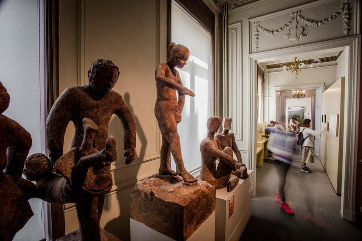 Choco-Story: The Chocolate Museum in Bruges, Brujas, BELGICA