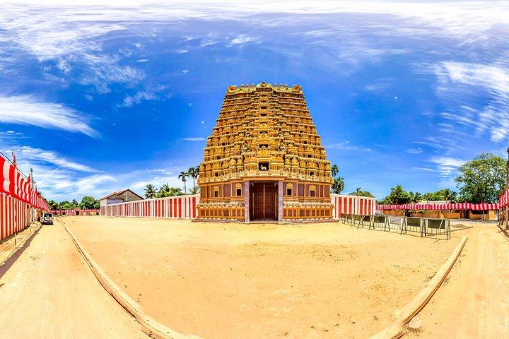 Nallur Kingdom Tour, Jaffna, SRI LANKA