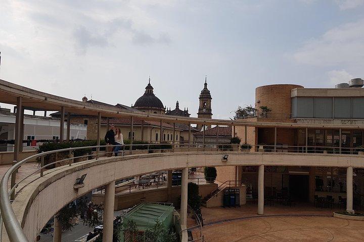 Tour personalizado, para escalas desde 4 horas con transporte al aeropuerto, Bogota, COLOMBIA