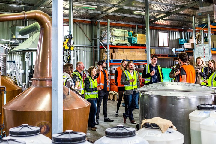 Tasmanian Whisky Distillery Tour, Hobart, AUSTRALIA