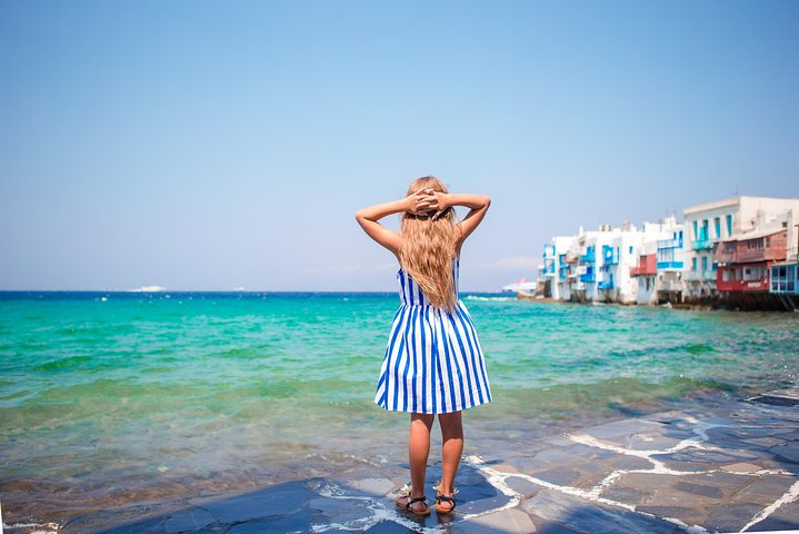 Shared Departure Transfer: Mykonos Hotel to Airport or Cruise Port, Miconos, GRECIA