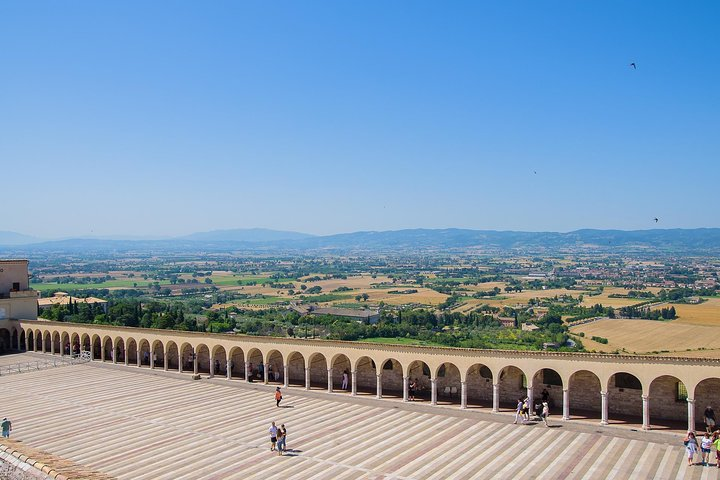 Assisi Treasures And St Francis Wood, Assisi, ITALIA