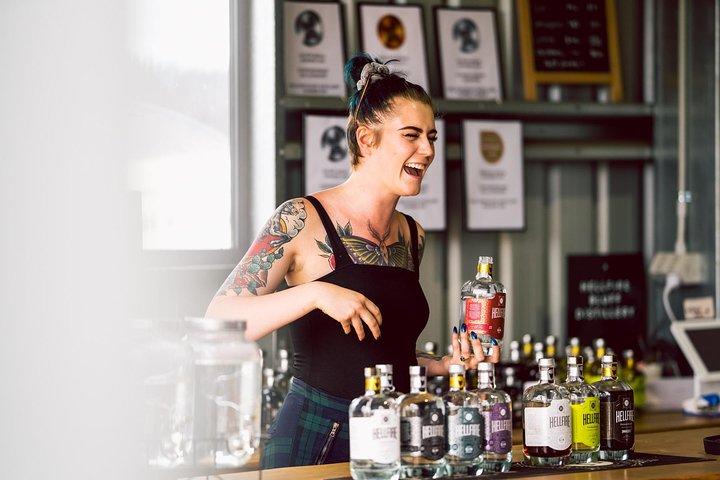 Boutique Gin Tour, Hobart, AUSTRALIA