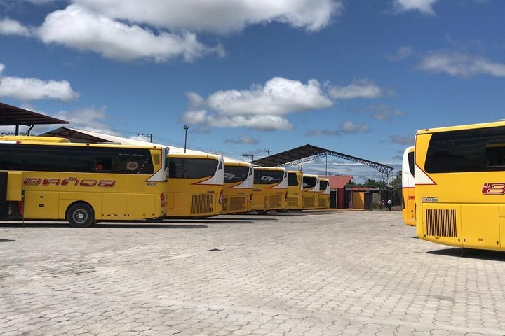 Transporte por el Ecuador, ,