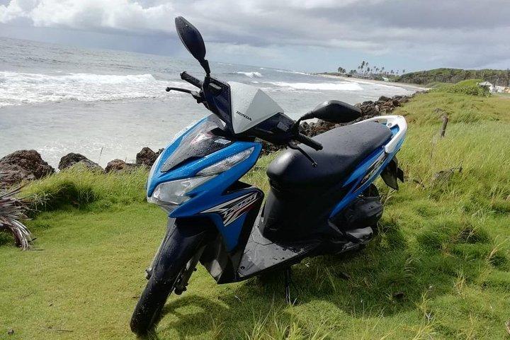Moto para parejas - 1 día, San Andres, COLOMBIA