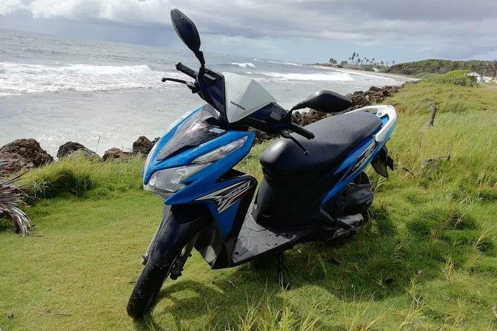 Moto para parejas - 3 días, San Andres, COLOMBIA