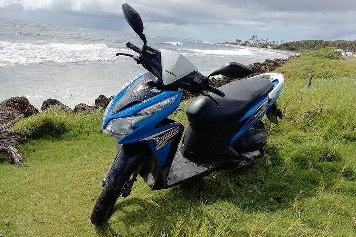 Moto para parejas - 4 días, San Andres, COLOMBIA