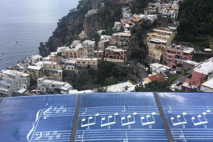 Private transfer from Naples to Positano with tour stop in Pompeii (2 hours), Napoles, ITALIA