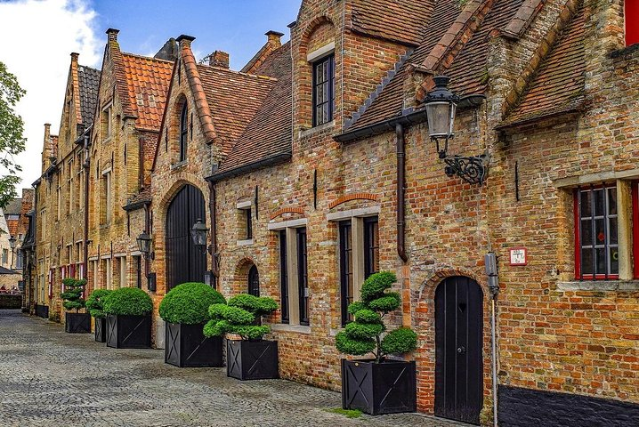Bruges Interactive City Game, Brujas, BELGICA