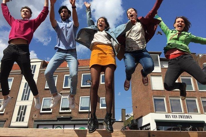 Exciting Murder Mystery - Interactive city walk in Utrecht, Utrecht, HOLANDA