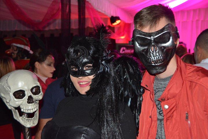 1-Day Halloween Party at Bran Castle, Brasov, RUMANIA