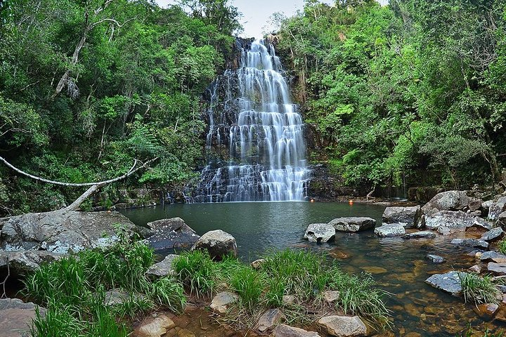 Crystal Fall - day tour in a reduced group, ,