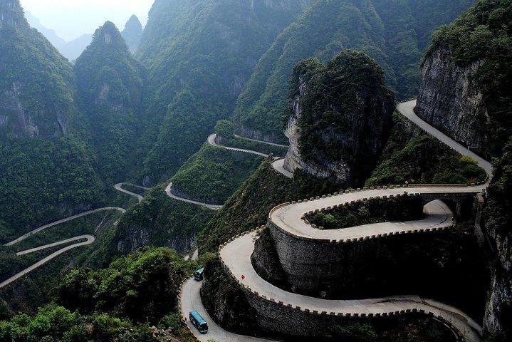 Private Zhangjiajie Day Trip With Grand Canyon And Yellow Dragon Cave, Zhangjiajie, CHINA