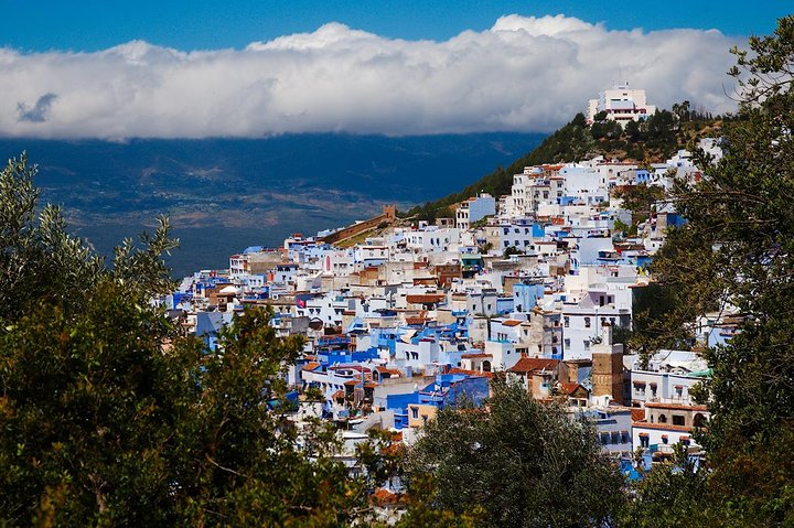 Day Trip to Chefchaouen from Fez With Private Driver, Fez, MARROCOS