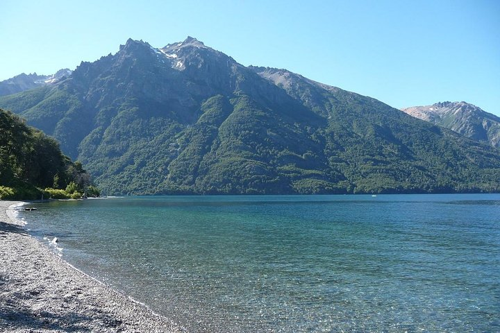 Small-Group Lago Moreno Kayaking Adventure in Bariloche, Bariloche, ARGENTINA