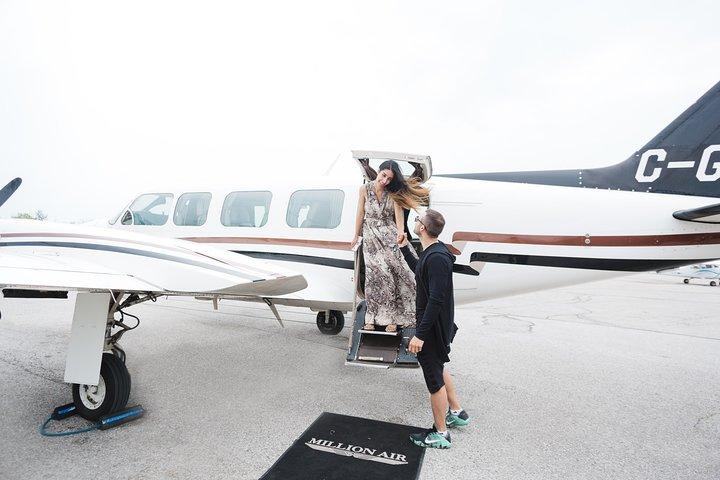 Toronto Aerial Tour with Niagara Falls Winery Tasting Tour with iflyTOTO, Toronto, CANADA