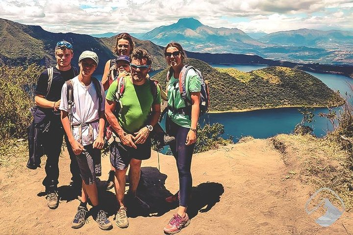 Private Day Tour Cuicocha Crater and Cotacachi Magical Town, Otavalo, ECUADOR