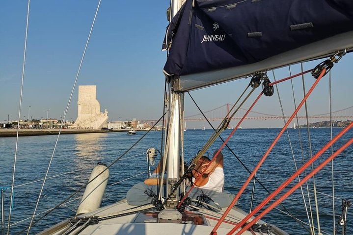 Lisbon Private Sailing Cruise, drink included (options: 2h, 3h, 4h, 6h or 8h), Lisboa, PORTUGAL
