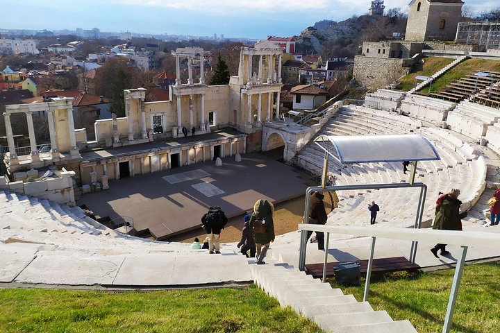 Small group tour to Plovdiv, Asen's Fortress and Bachkovo Monastery, Sofia, BULGARIA