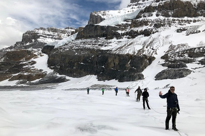 Athabasca Glacier Half-Day Tour, Jasper, CANADA