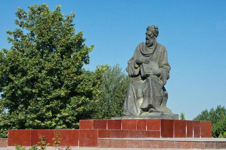 Penjikent Day Trip From Samarkand, Samarcanda, UZBEKISTAN
