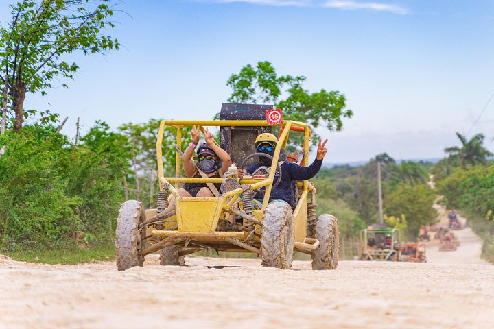 Buggies Extreme Half Day Adventure, Punta de Cana, REPUBLICA DOMINICANA