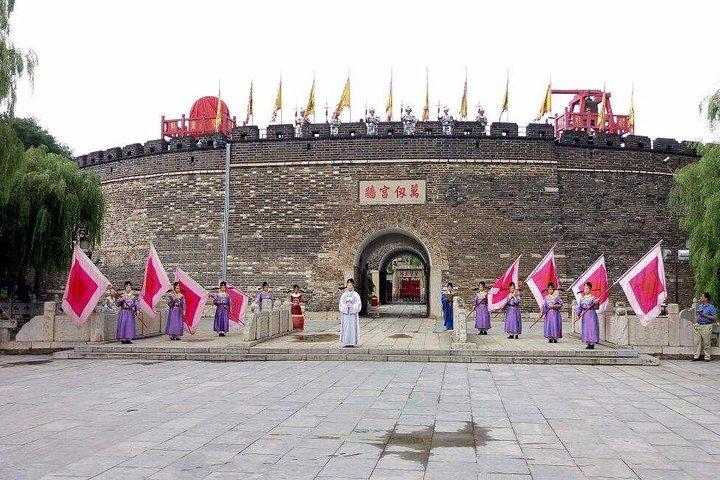 2-Day Qingdao Bullet Train Trip to Qufu and Mount Tai with Accommodation, Qingdao, CHINA