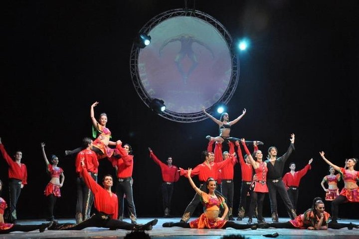 Fire of Anatolia 2-hour Dance and Music Show from Side, Side, TURQUIA
