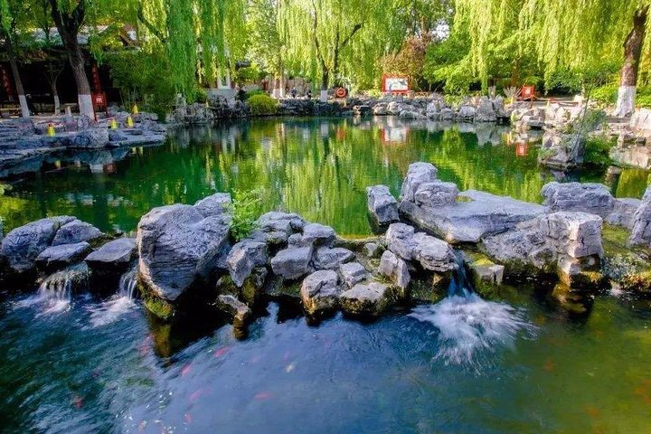 Delightful Jinan Private City Highlights Day Trip from Qingdao by Bullet Train, Qingdao, CHINA