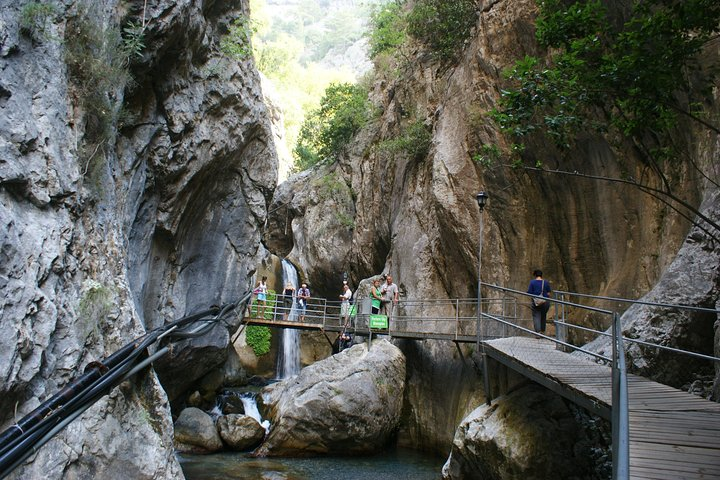Small Group Turkish Village Tour with Sapadere Canyon and Goblin's Cave, Side, TURQUIA