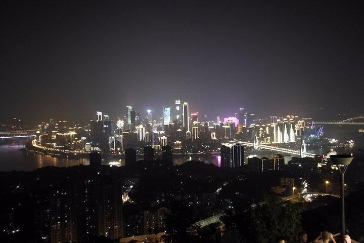 city tour of chongqing, Chongqing, CHINA