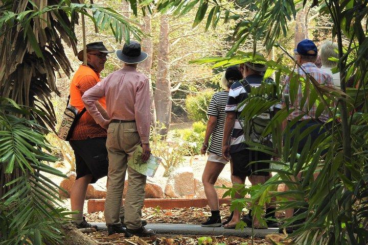 Walk the Darwin Botanic Gardens, Darwin, AUSTRALIA