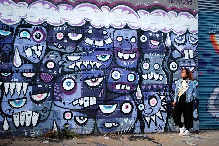 Brooklyn Street Art, Food, & Drink Crawl, Brooklyn, NY, ESTADOS UNIDOS