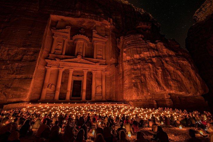 3-Day Petra Wadi Rum and Jordan Tour from Jerusalem, Jerusalen, ISRAEL
